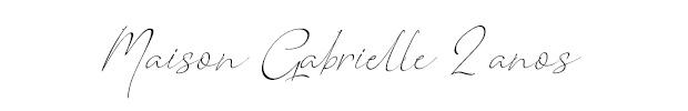 2 anos de Maison Gabrielle: uma retrospectiva e o que está por vir