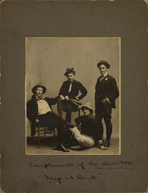 """""""Photography and Self-Fashioning"""" workshop at the AGO"""