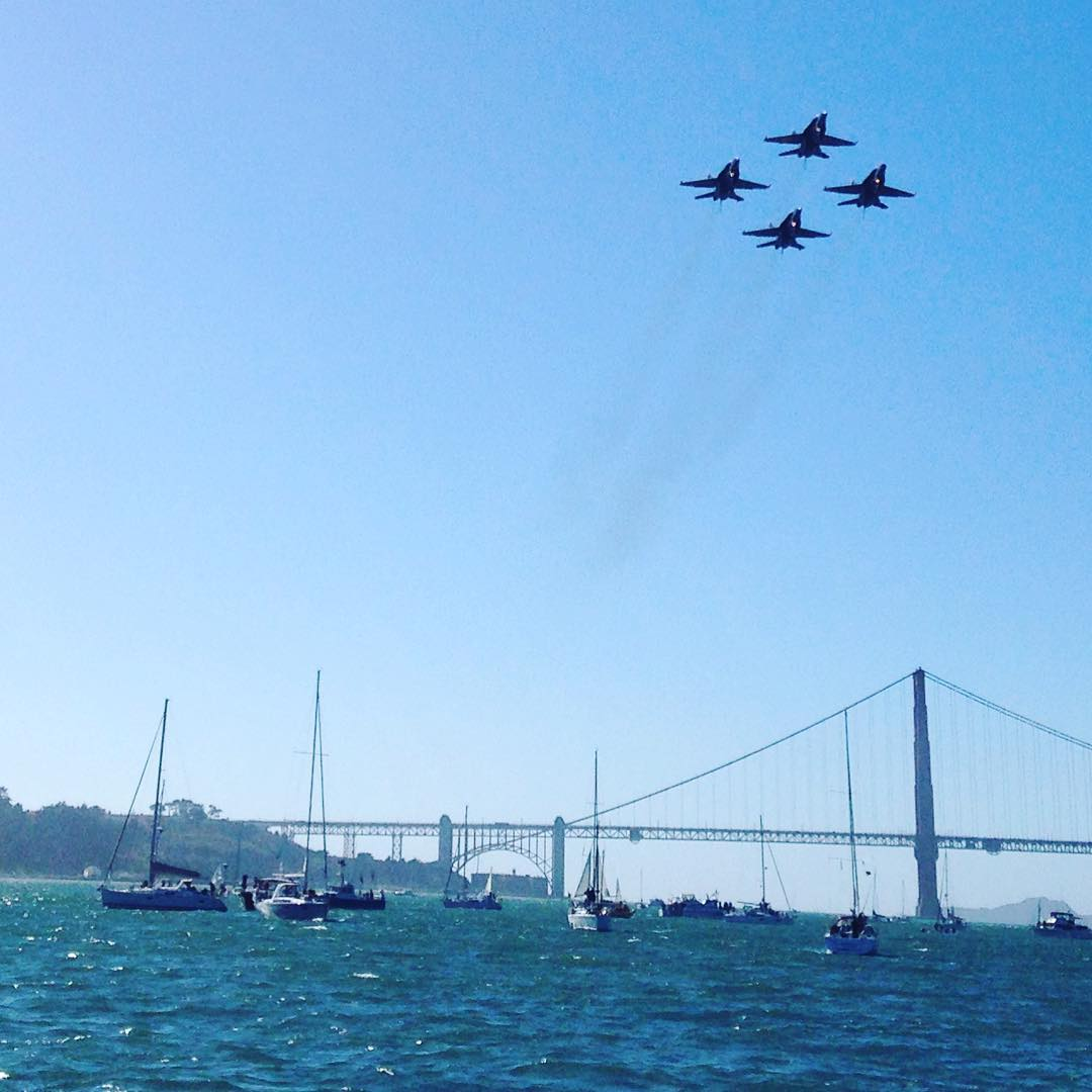 Blue Angels - Fleet Week 2017