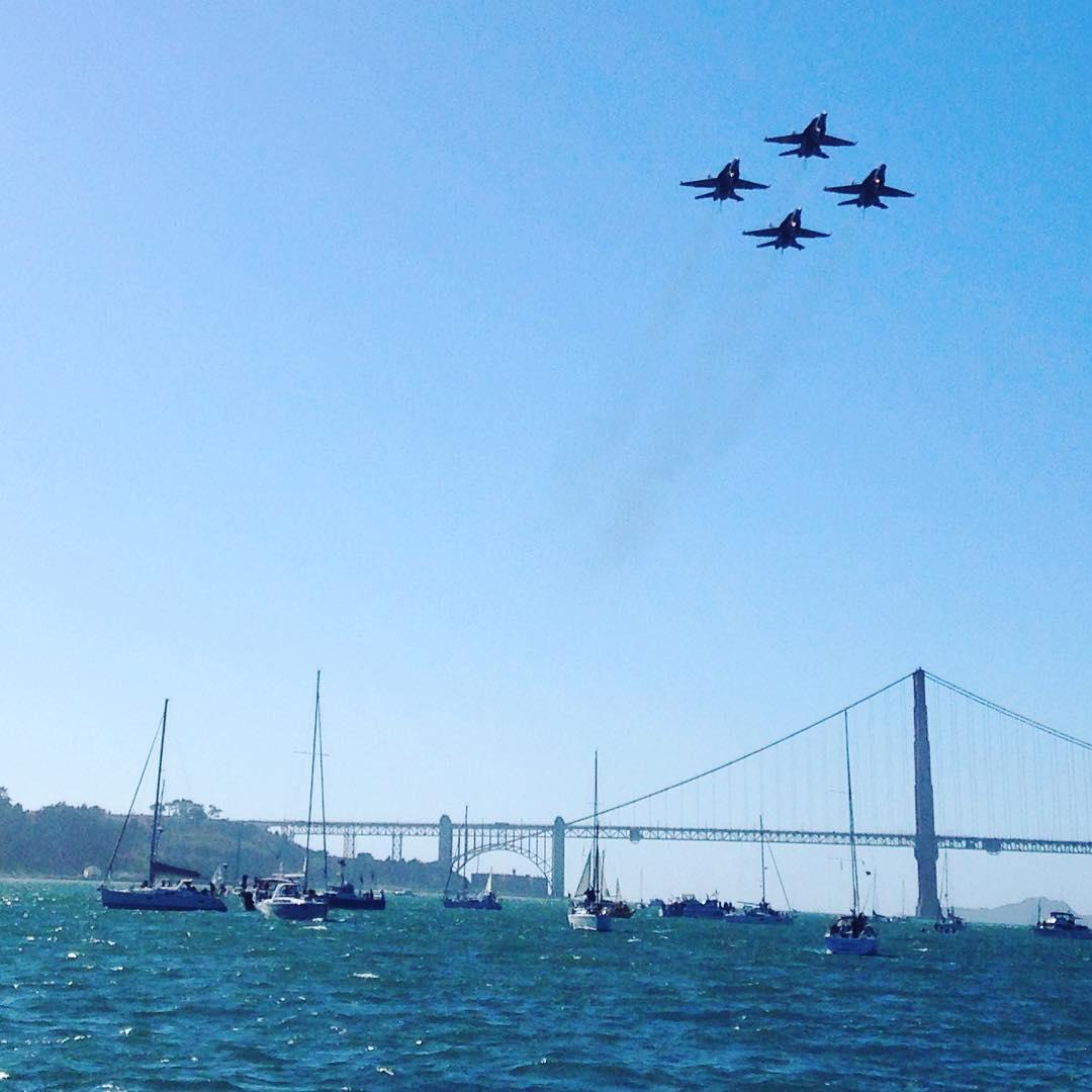 Blue Angels - Fleet Week 2017