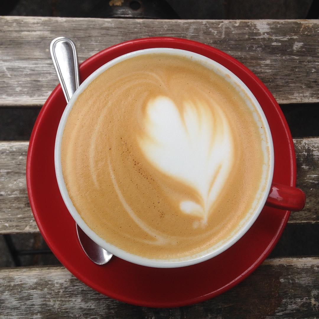 Coffee with Damon