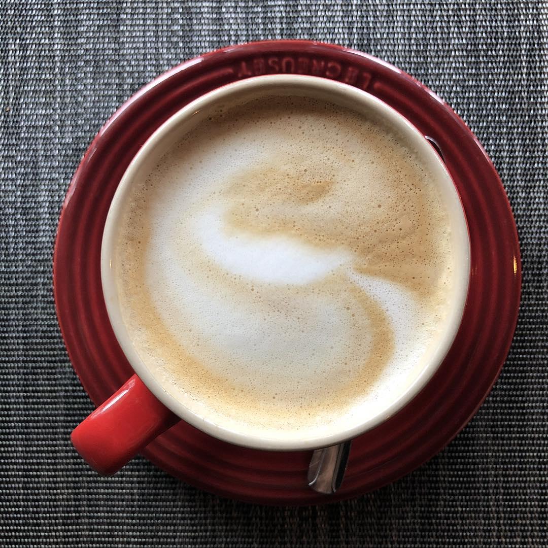 Date night cappuccino
