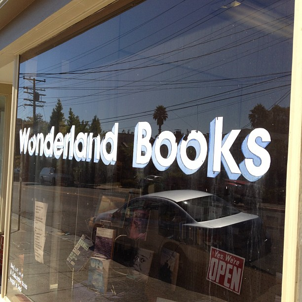 Excellent used book store
