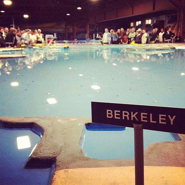 Home port of Berkeley
