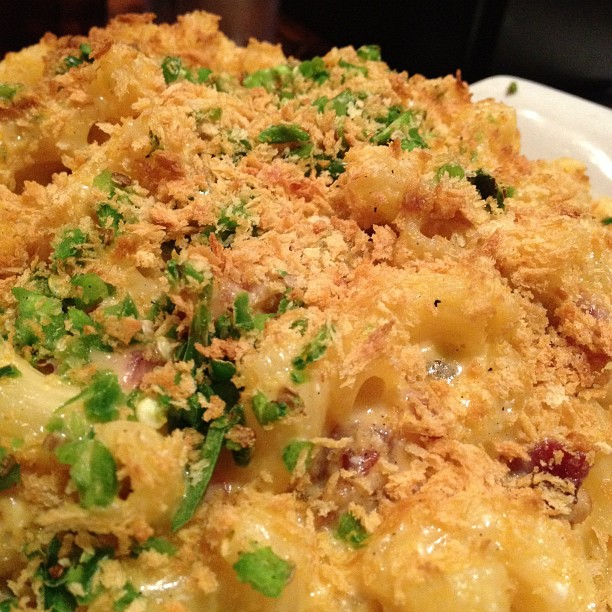 Mmmm jalapeño popper mac & cheese