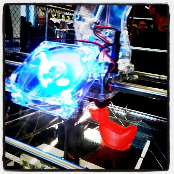 Repman 3d printer
