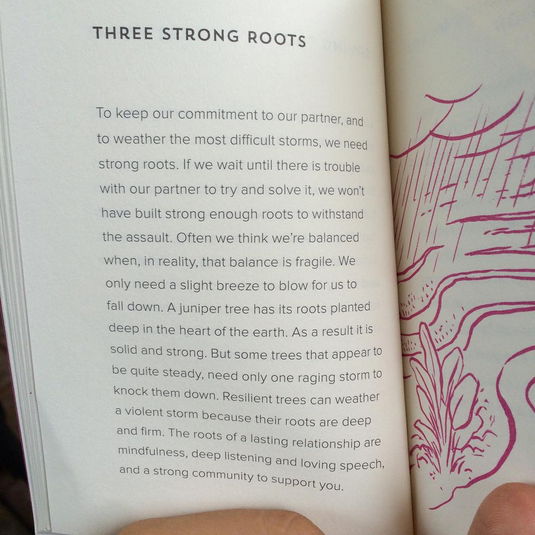Three strong roots