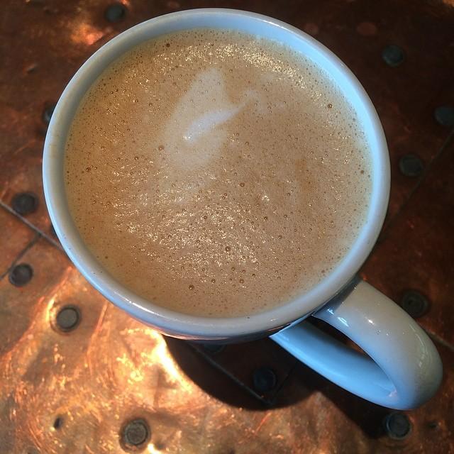Walnut Creek latte