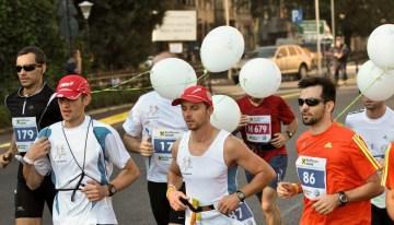 Inscriere echipa oficială de pacemakeri Bucharest Marathon 2018!