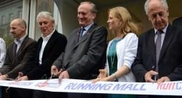 In Praga s-a deschis un mall pentru alergatori