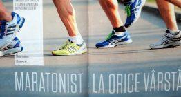 Maratonist la orice vârsta – Apariţie Men's Health august 2013