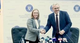 Protocolul de colaborare privind dezvoltarea infrastructurii sportive românești 2015-2016