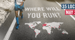 Fii voluntar la Wings for Life World Run!