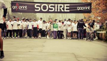 Invitație: Crosul GoSPrint –  Parcul IOR – Bucuresti