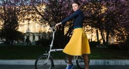 Te invit să susții și tu kit-ul biciclistei urbane