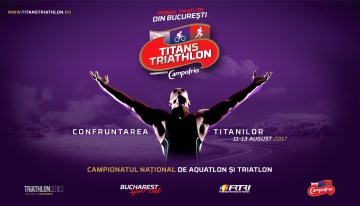 Campionatul Național de Triatlon și Aquatlon la București