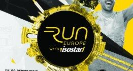 Incepe provocarea Isostar Run Europe 2017