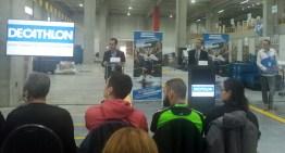 Decathlon deschide primul centru logistic din România