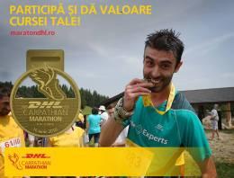 DHL Carpathian Marathon 2018 te așteaptă cu un traseu nou