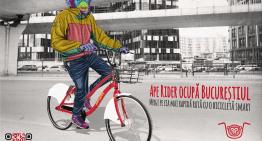 Pegas lansează un sistem de bike sharing fără stații de parcare fizice