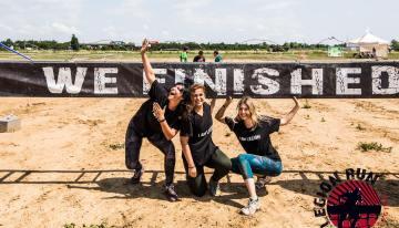 Legion Run România – distracția, energia și susținerea au venit în valuri!