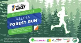 Valcea Forest Run – Alergare și Orientare pentru toată familia!