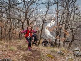 Reţea de trasee pentru alergare montană în Munţii Pădurea Craiului