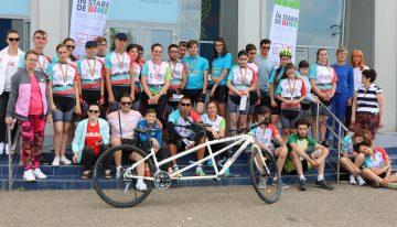 Tandem BikeFland – o poveste frumoasă despre sport