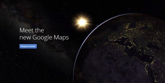 Invitatii Google Maps