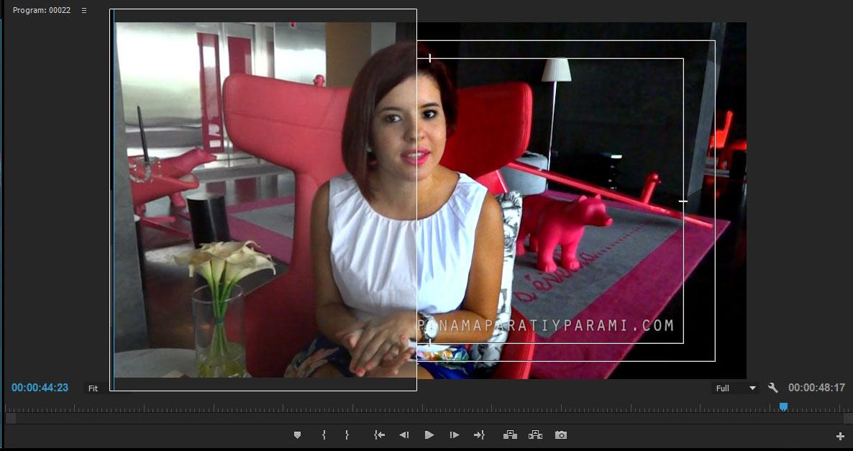 Edición de video y audio Blog Panamá para ti y para mi