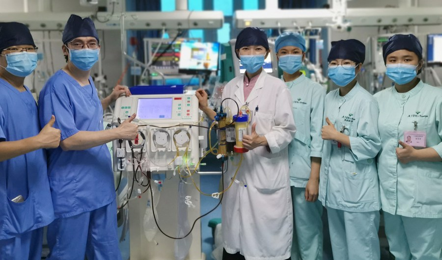 Shortage of PPE in the fight of Covid19