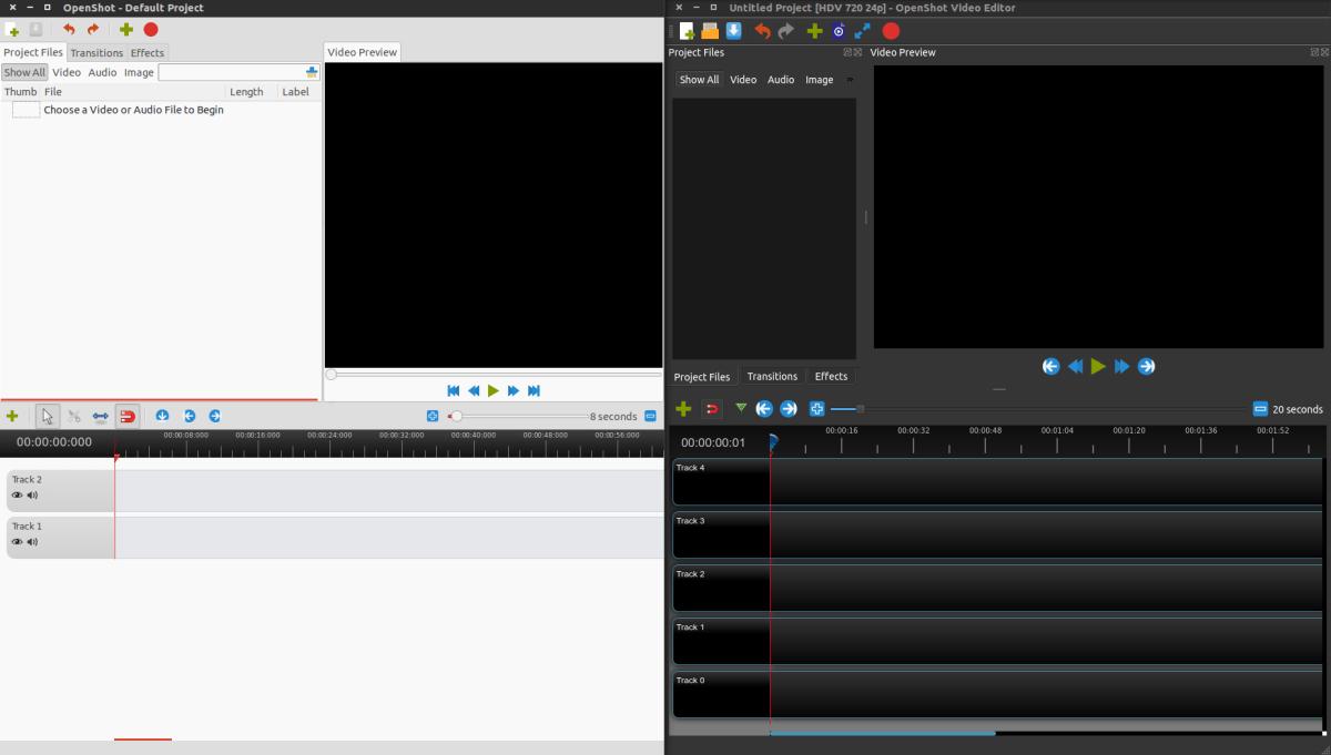 Manténte al día con la última versión de OpenShot en Ubuntu