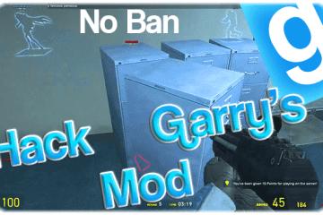 Hack Para Garrys Mod