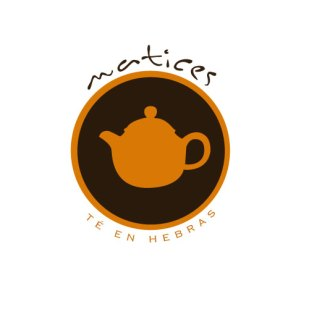 Matices Té en hebras logo