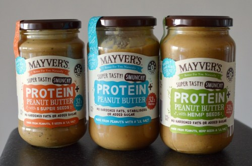 Mayver's Protein+ Peanut Butter