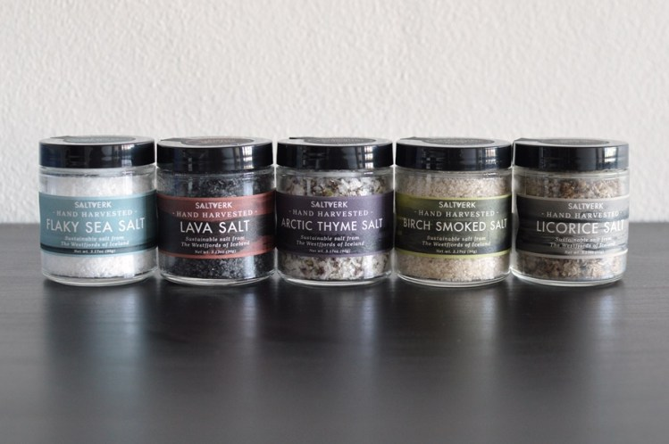 Saltverk artisanal sea salt