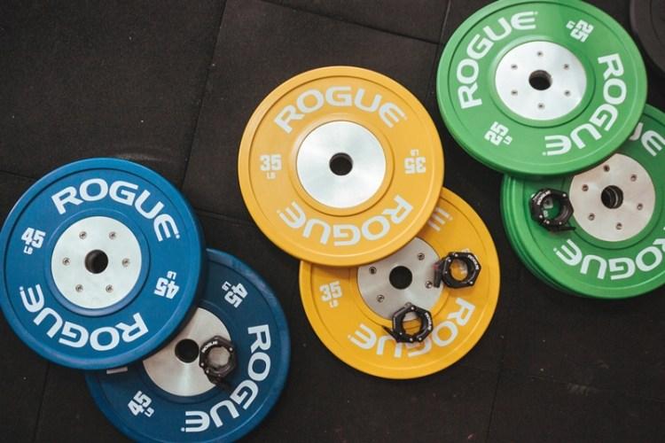 weightlifting categories