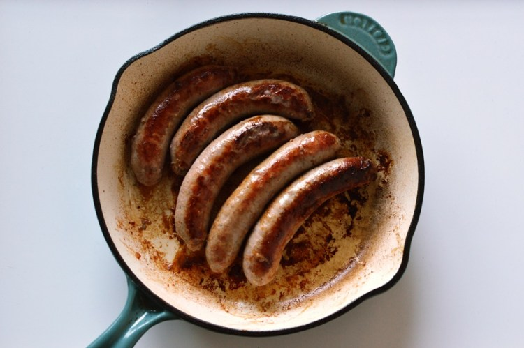 are all sausages bad for you?