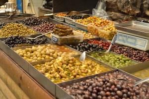 Olives @ Mahane Yehuda Market