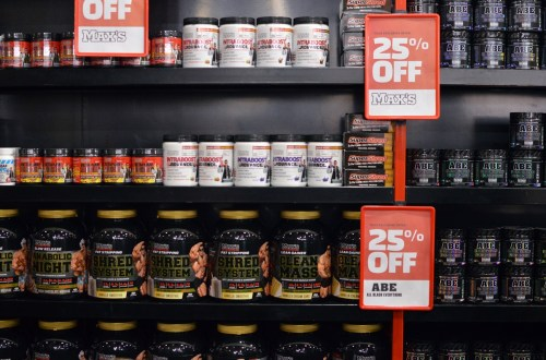 Sports supplements intake in Australia