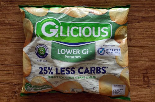 GiLICIOUS lower carb potatoes