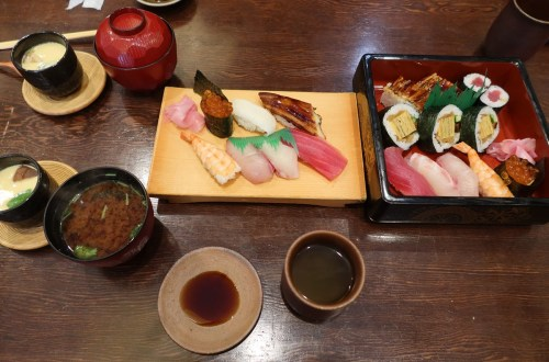 Eating in Japan with a gluten intolerance