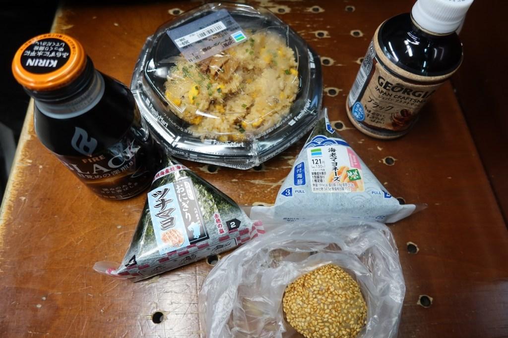 Ekimae breakfast