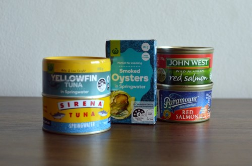 What to do with canned fish and seafood