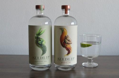 Seedlip drinks