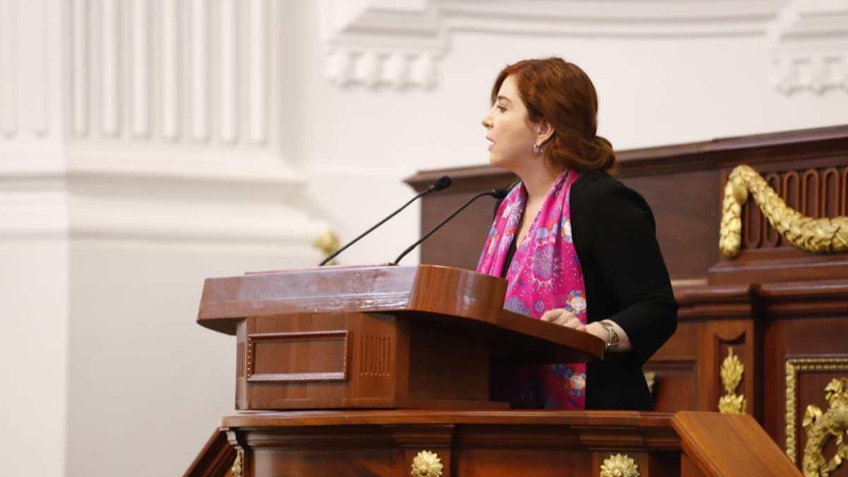 Diputada Salido advierte señalamientos críticos si se violan los derechos ambientales en la CDMX