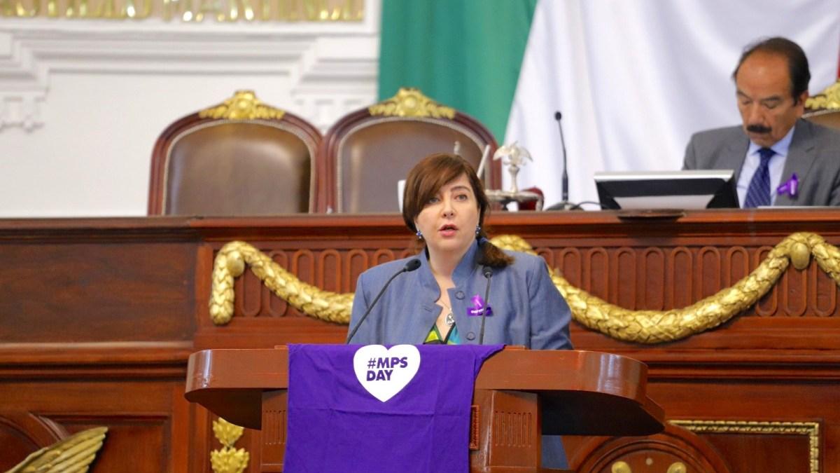 Exhorta Dip. Gabriela Salido al Sistema Nacional de Salud a promover campañas de sensibilización para el diagnóstico temprano de «enfermedades raras»