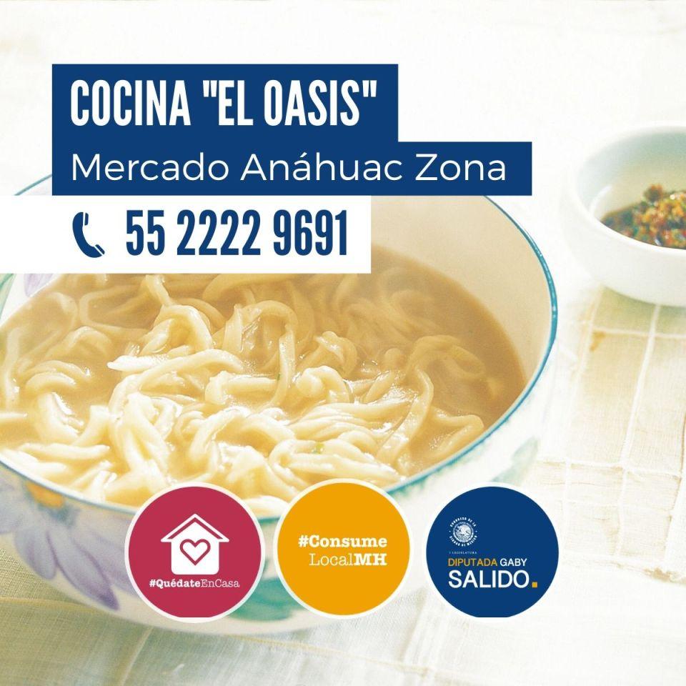 Cocina «El Oasis»
