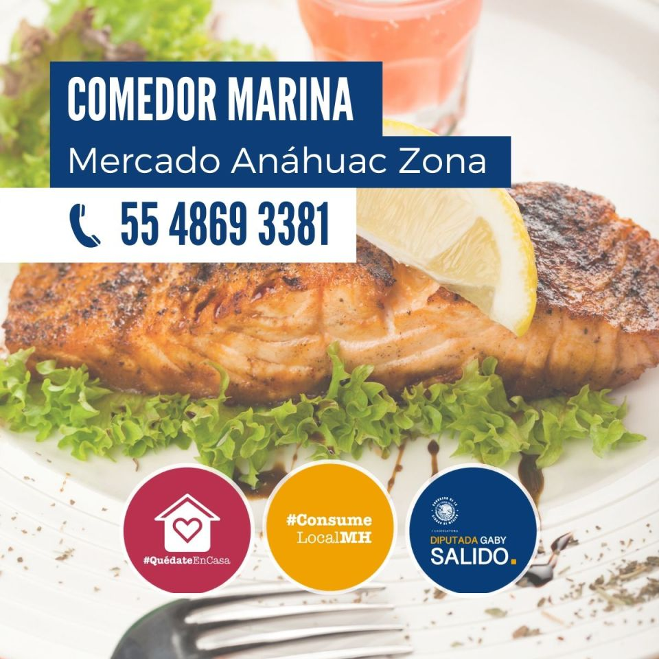 Comedor «Marina»