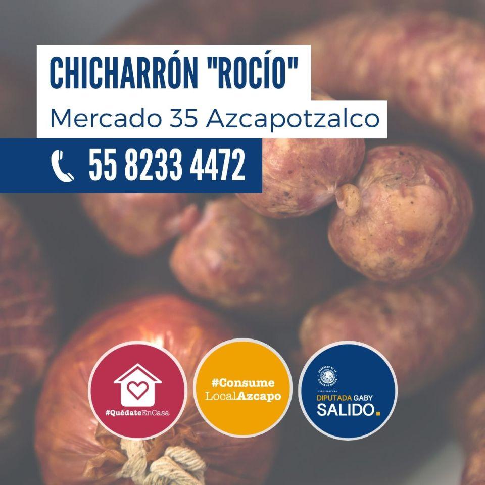 Chicharrón «Rocío»